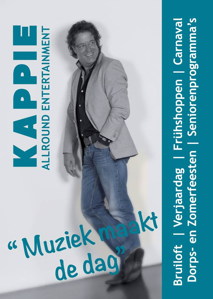 voorkant Flyer Kappie