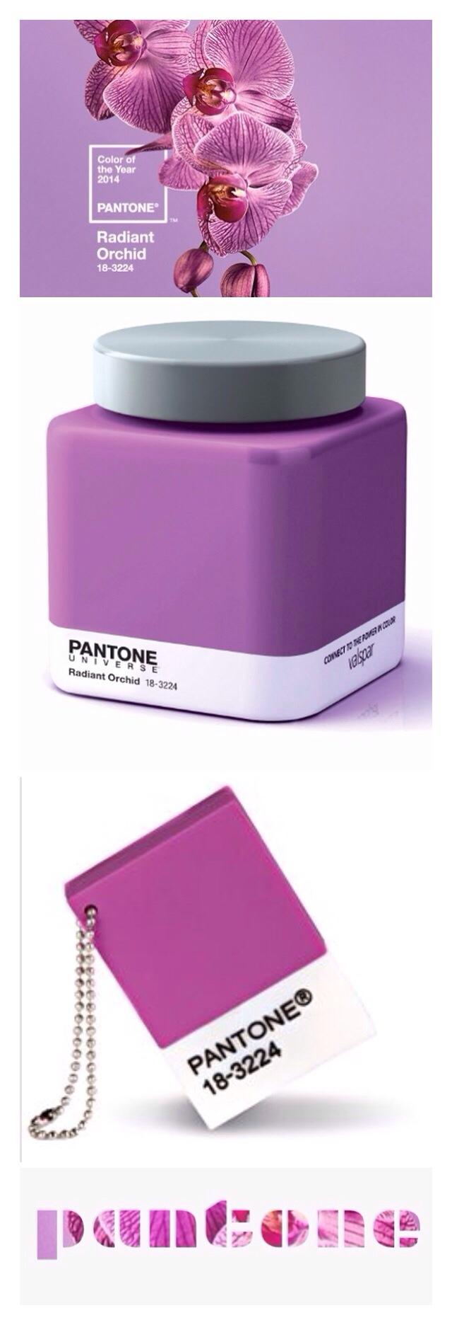 Pantone kleuren!
