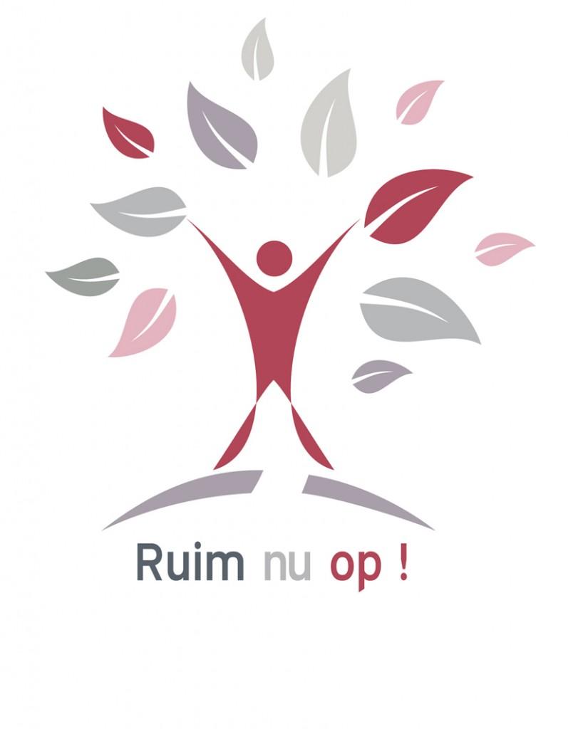 Logo ontwerp Ruim nu op!