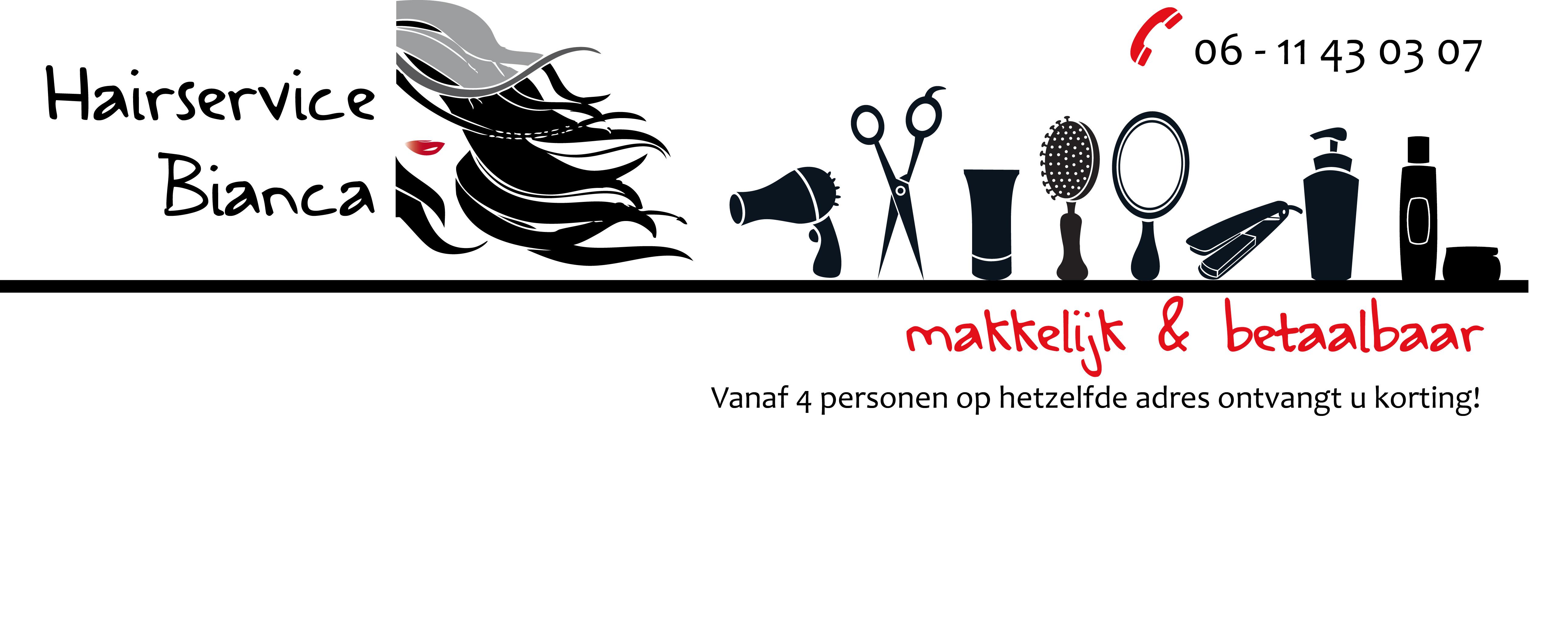 Facebook Banner Hairservice Bianca
