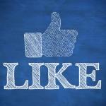 Een like, share en win-actie via Facebook…