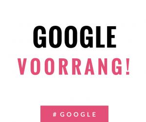 Google zet vol in op de mobiel