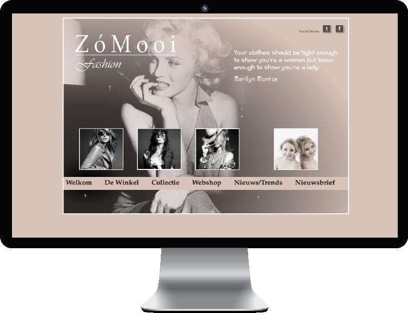 Website Zo Mooi