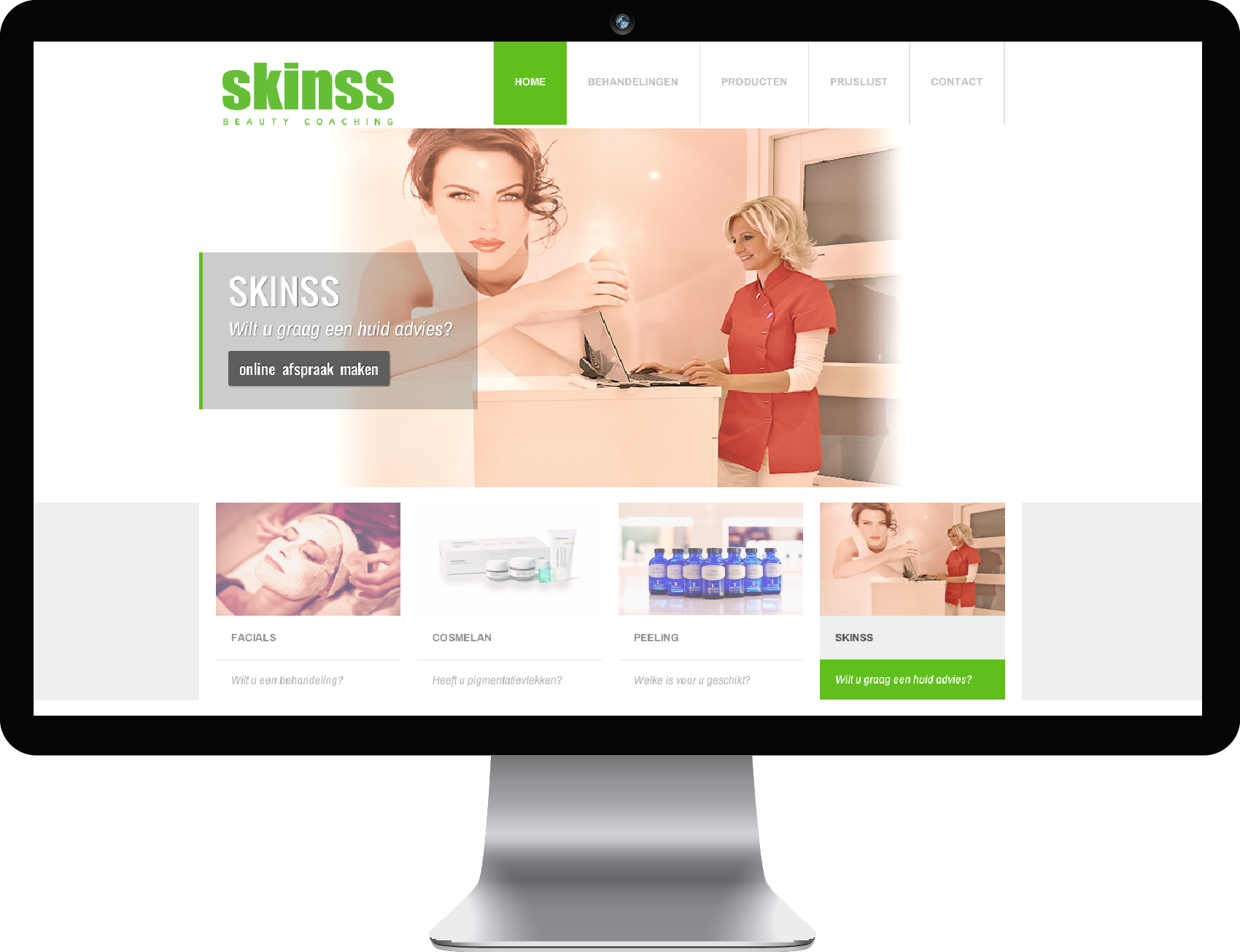 Website Skinss
