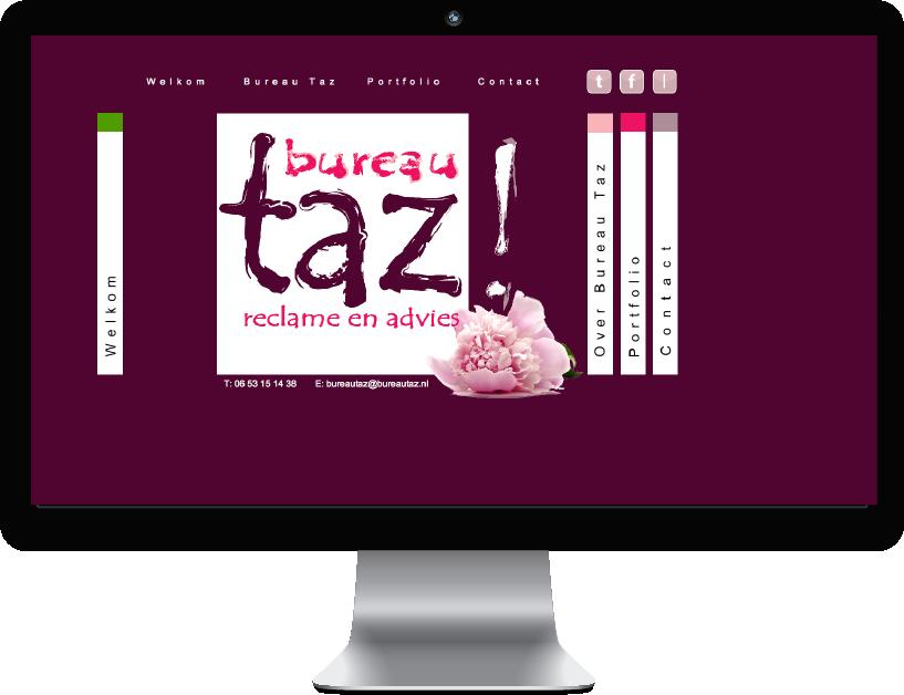 Website Bureau Taz